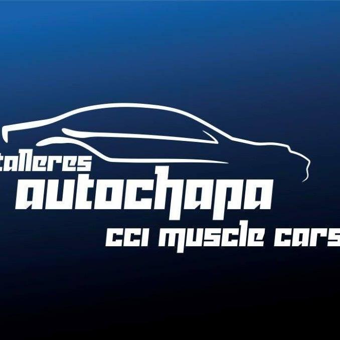 Autochapa Muscle Cars Logo