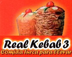 Real kebab 3 Logo
