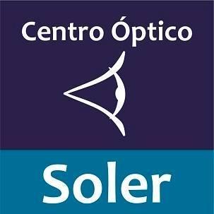 Centro Óptico Soler Logo