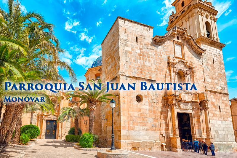 Parroquia San Juan Bautista Logo