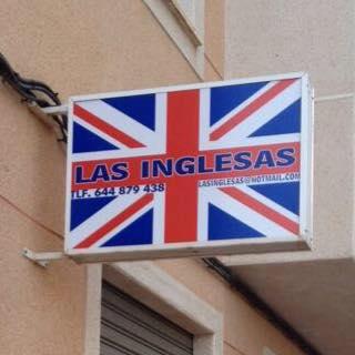 Las Inglesas Logo