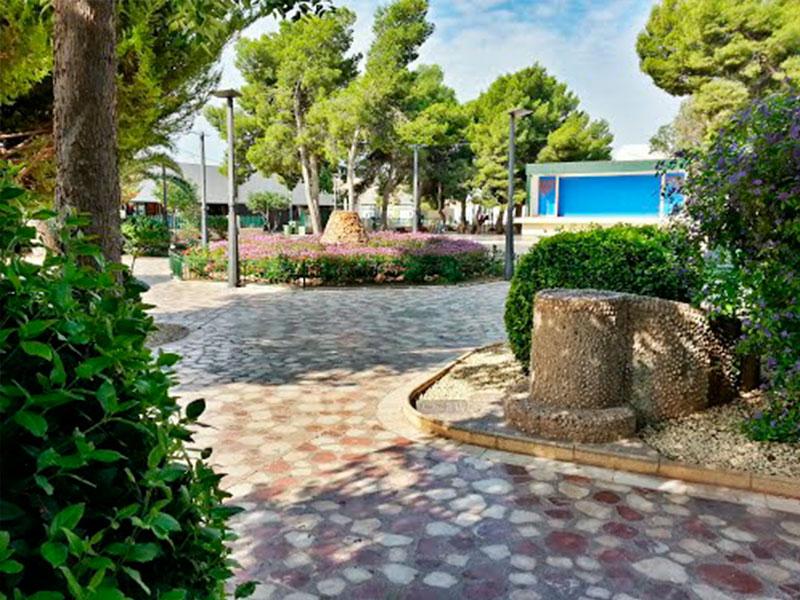 park in pinoso