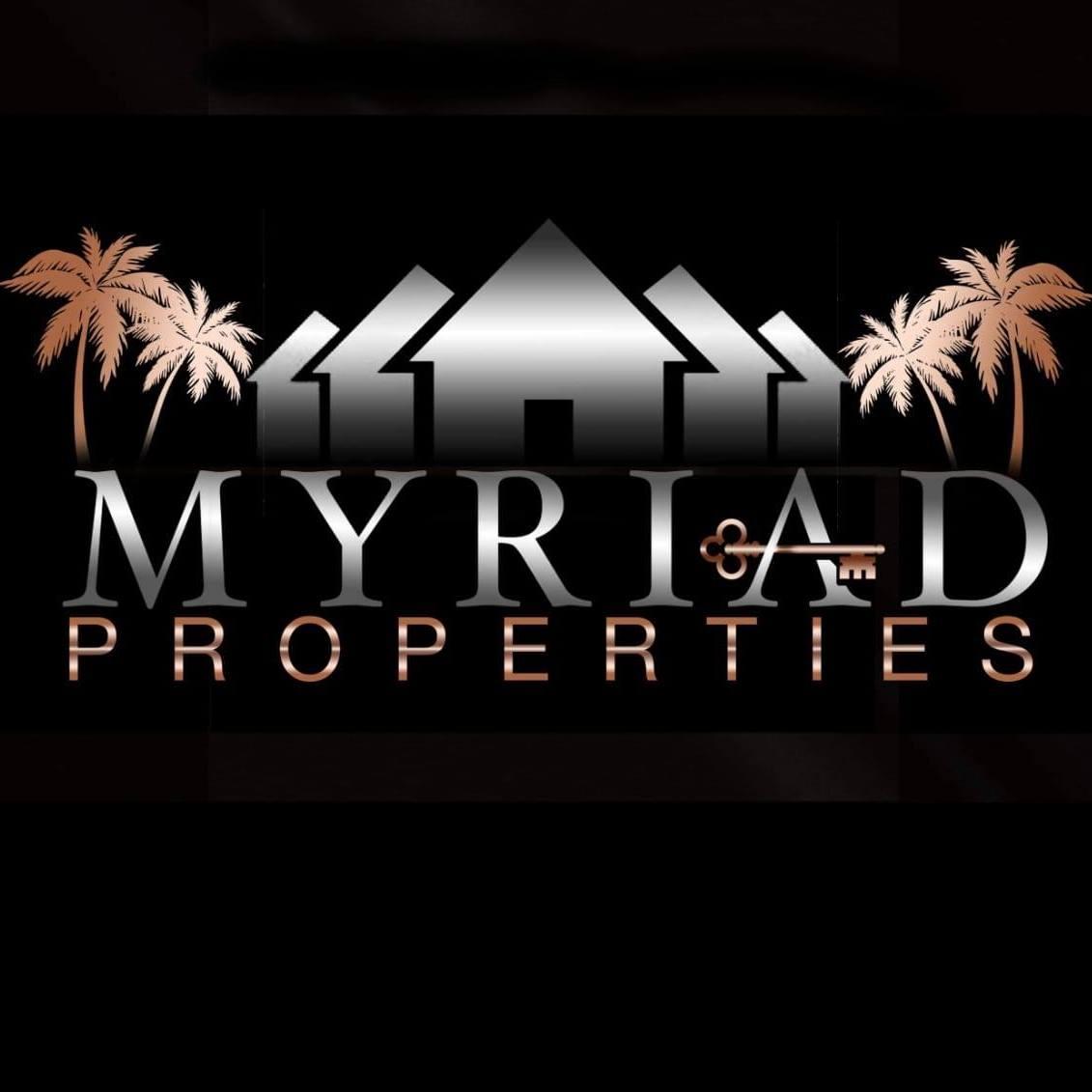 Myriad Prperties Logo