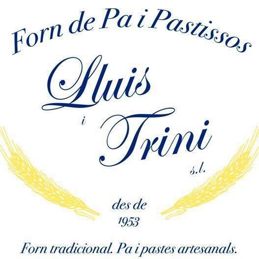 Forn de Pa i Pastissos Lluis i Trini  Logo