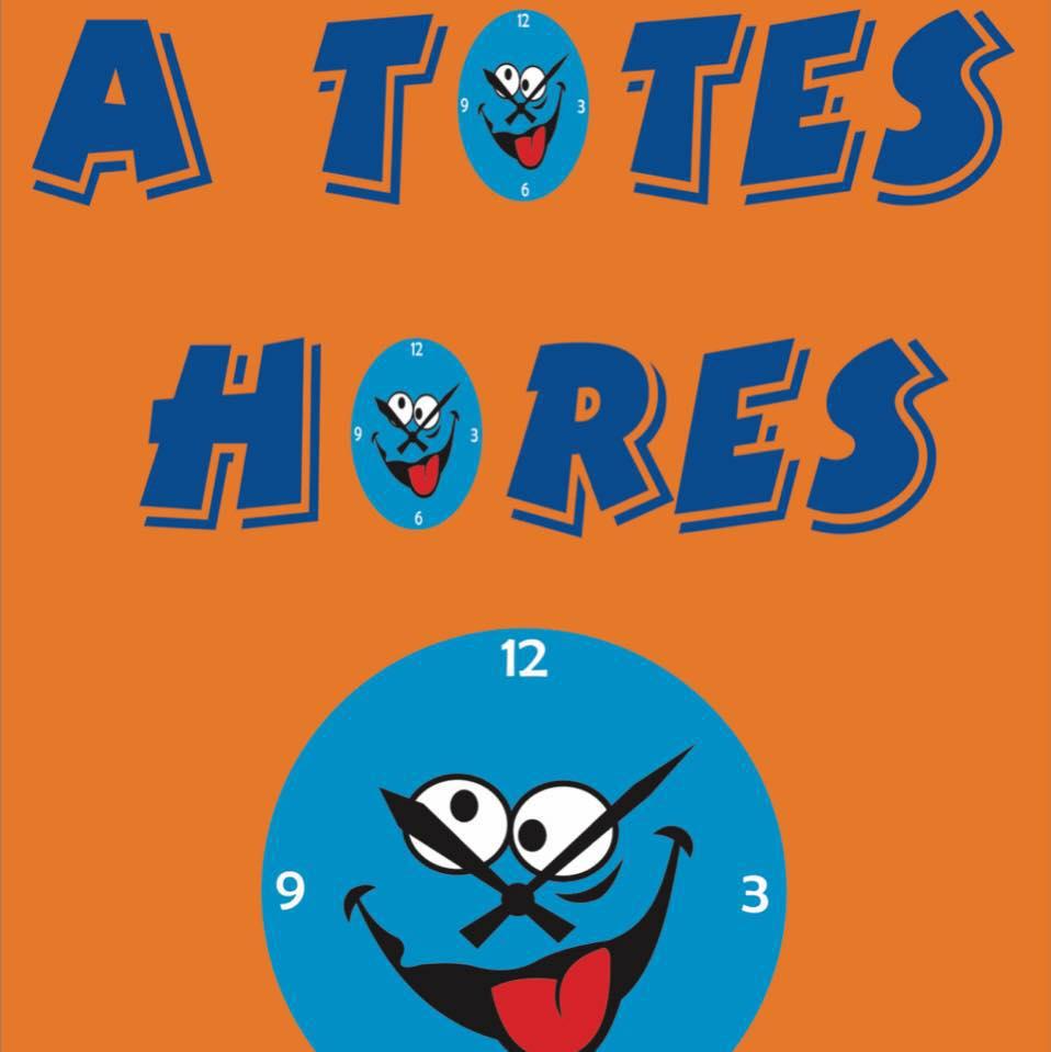 A Totes Hores Logo