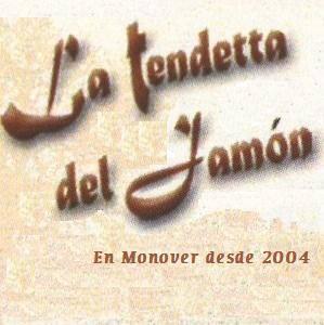 La Tendetta Del Jamon Logo