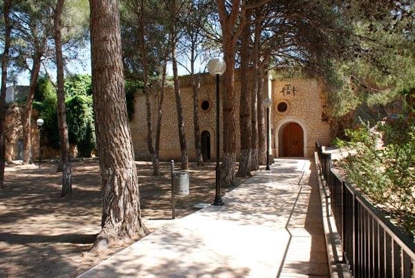 Ermita de Santa Catalina Logo
