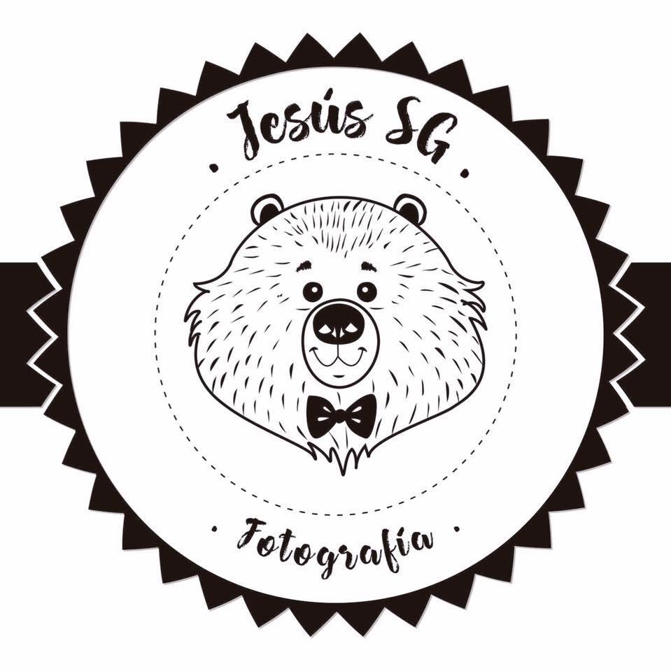 Jesús SG fotografía Logo