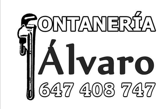 Fontaneria Alvaro Logo