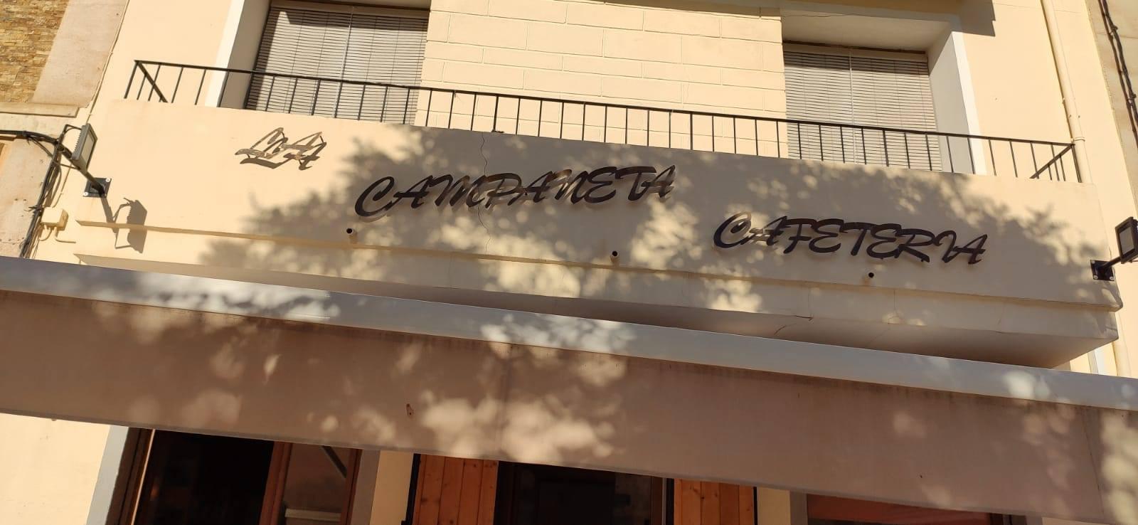 La Campaneta Cafeteria Logo