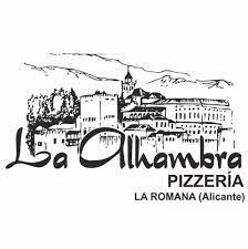 Pizzería Alhambra Logo