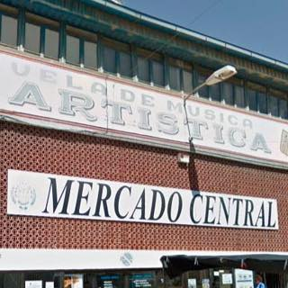 Mercado Central Logo