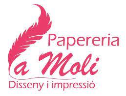 Papeleria La Moli Logo