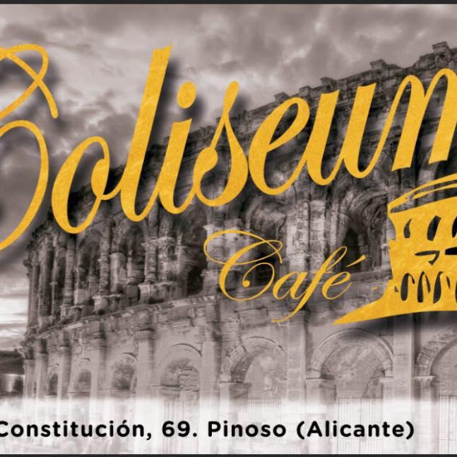 Coliseum Logo