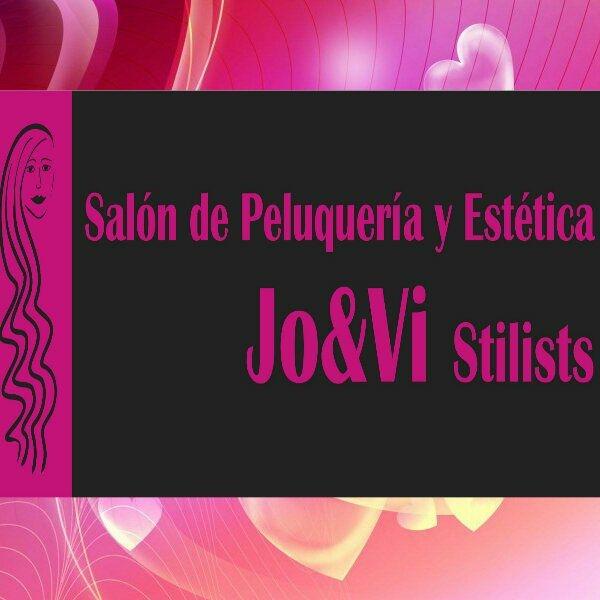 Peluquería Jo&Vi Stylists Logo