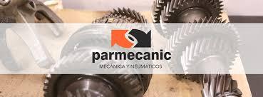 Taller Mecánico Pinoso Parmecanic Logo