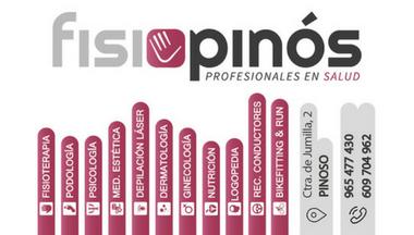 Clinica Fisiopinos Logo