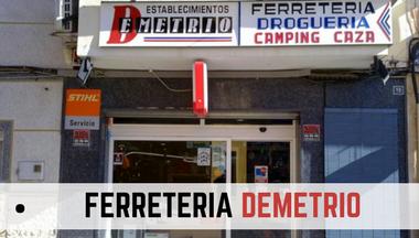 Ferreteria Demetrio Logo