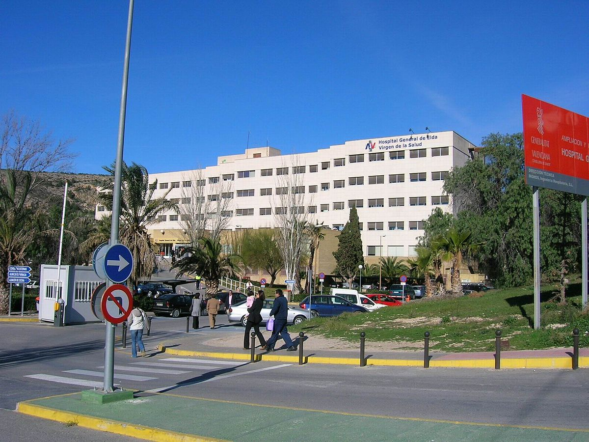 Hospital General de Elda Logo