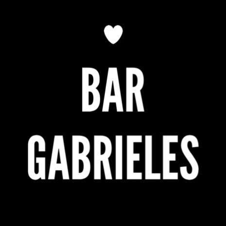 Bar Gabrieles At The Ponda Rosa Logo