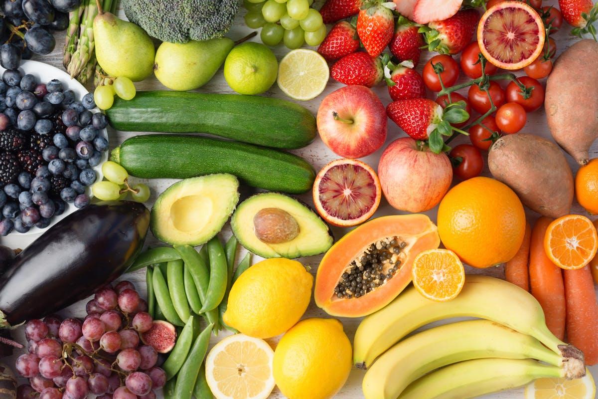 Frutas Y Verduras Logo