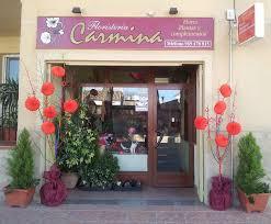 Floristeria Carmina-Pinoso Logo