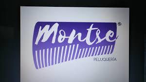 Montse Peluqueria Logo