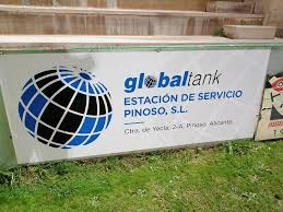 Globaltank Pinoso Logo