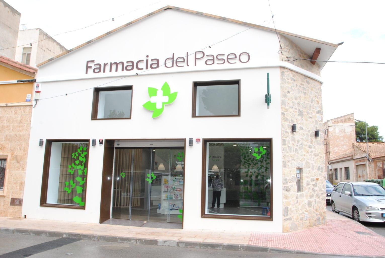 Farmacia del Paseo Logo