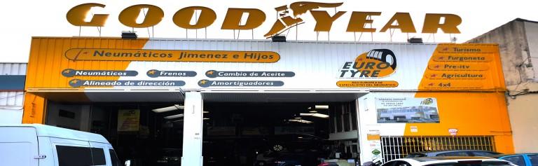 Neumáticos Jiménez E Hijos Logo