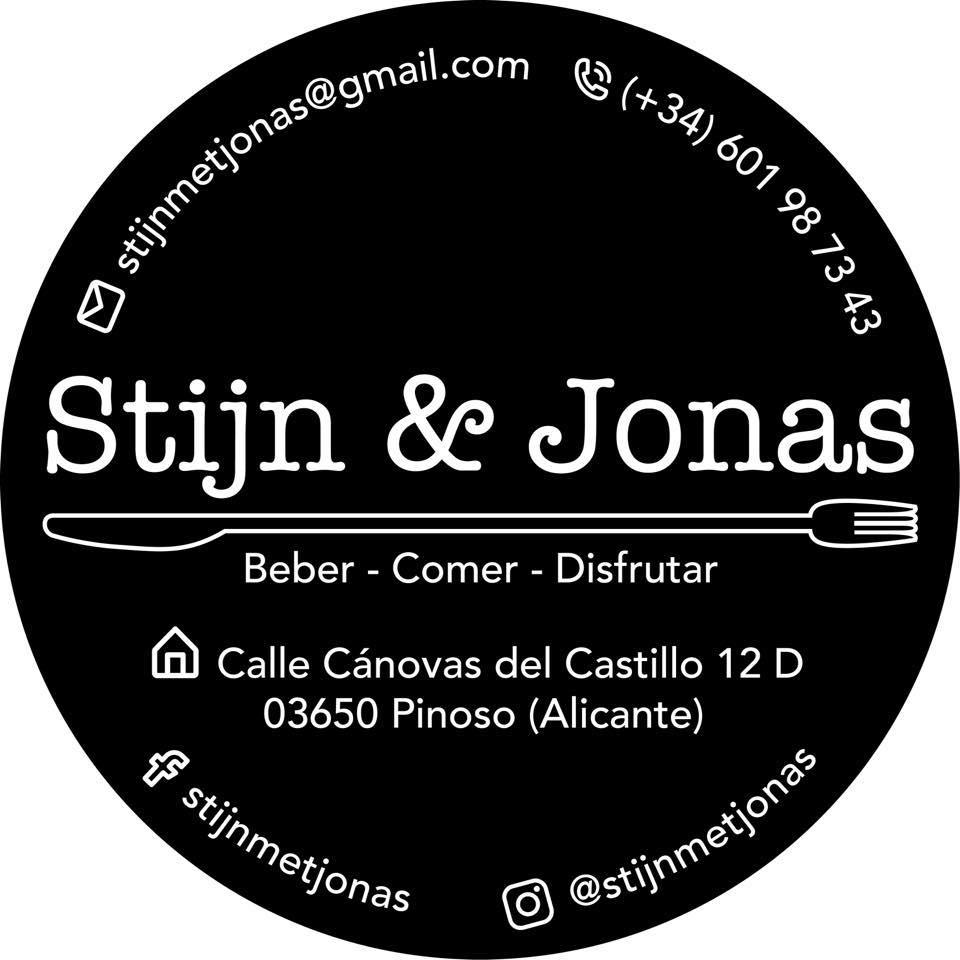 Stijn and Jonas Logo