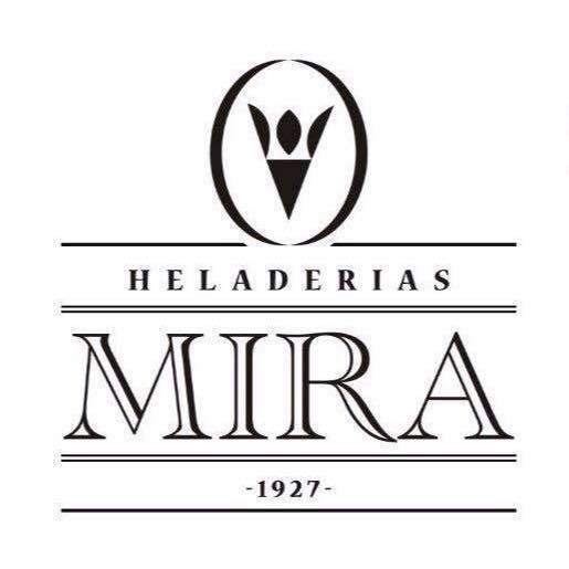 Heladeria Mira Logo