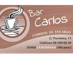 Bar Carlos Logo