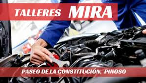 Talleres Mira Logo