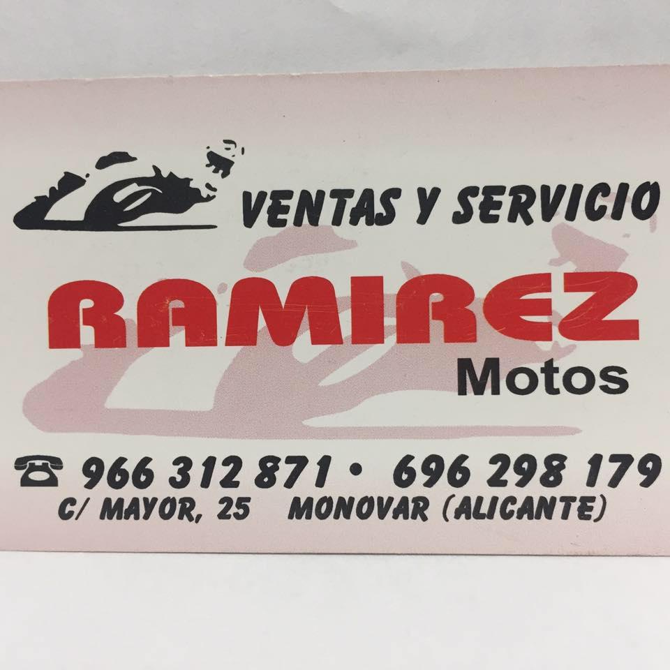 Motos Ramirez Logo