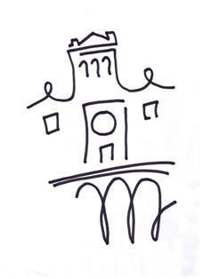 Col·legi Públic Cervantes Logo