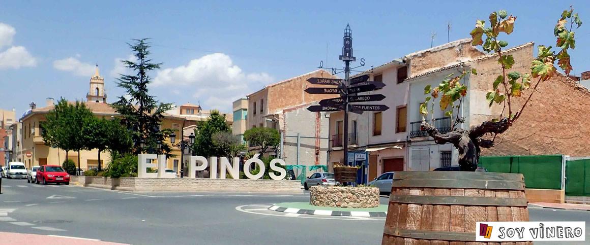 Pinoso Town Logo