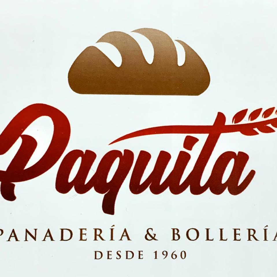 Panaderia, Bolleria Paquita Logo