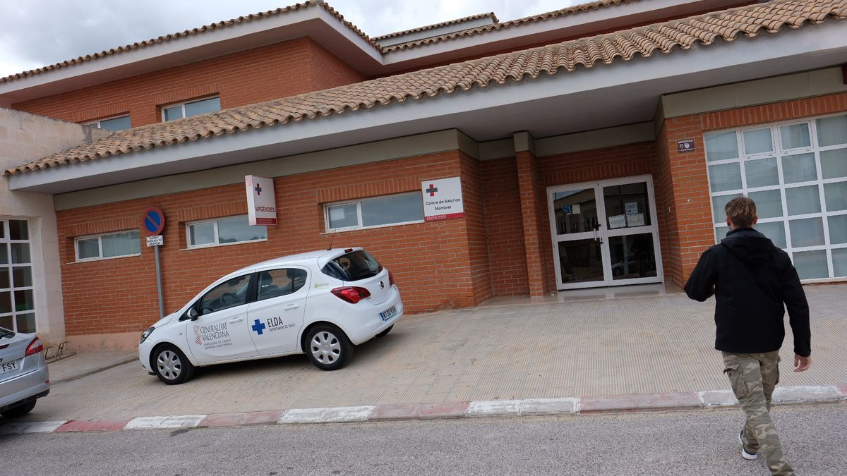 Centro de Salud De Monovar Logo