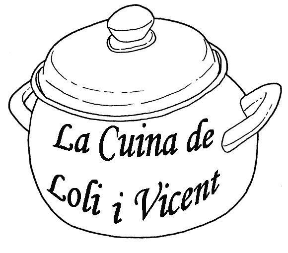La Cuina de Loli y Vicent Logo