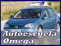 Autoescuela Omega Logo