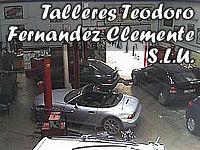 Talleres Teodoro Fernandez Clemente SL Logo