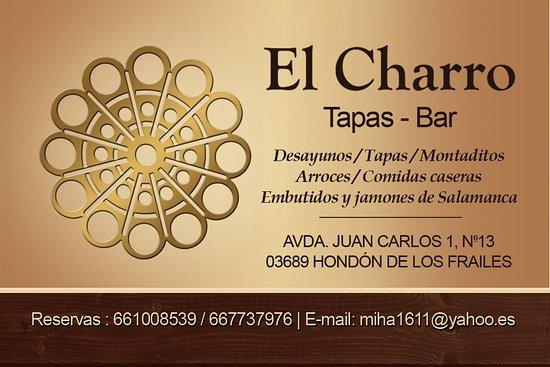 El Charro Logo