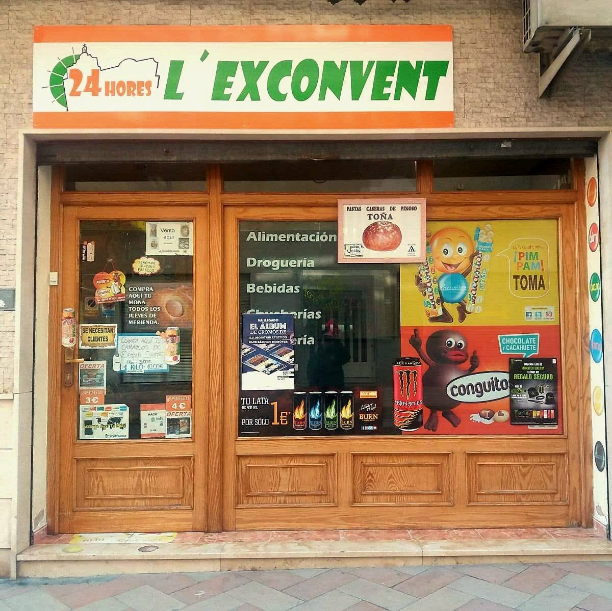 24 Hores L'Exconvent Logo