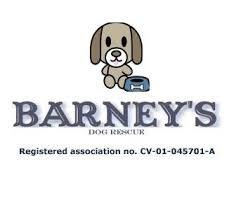 Barney's charity shop Logo