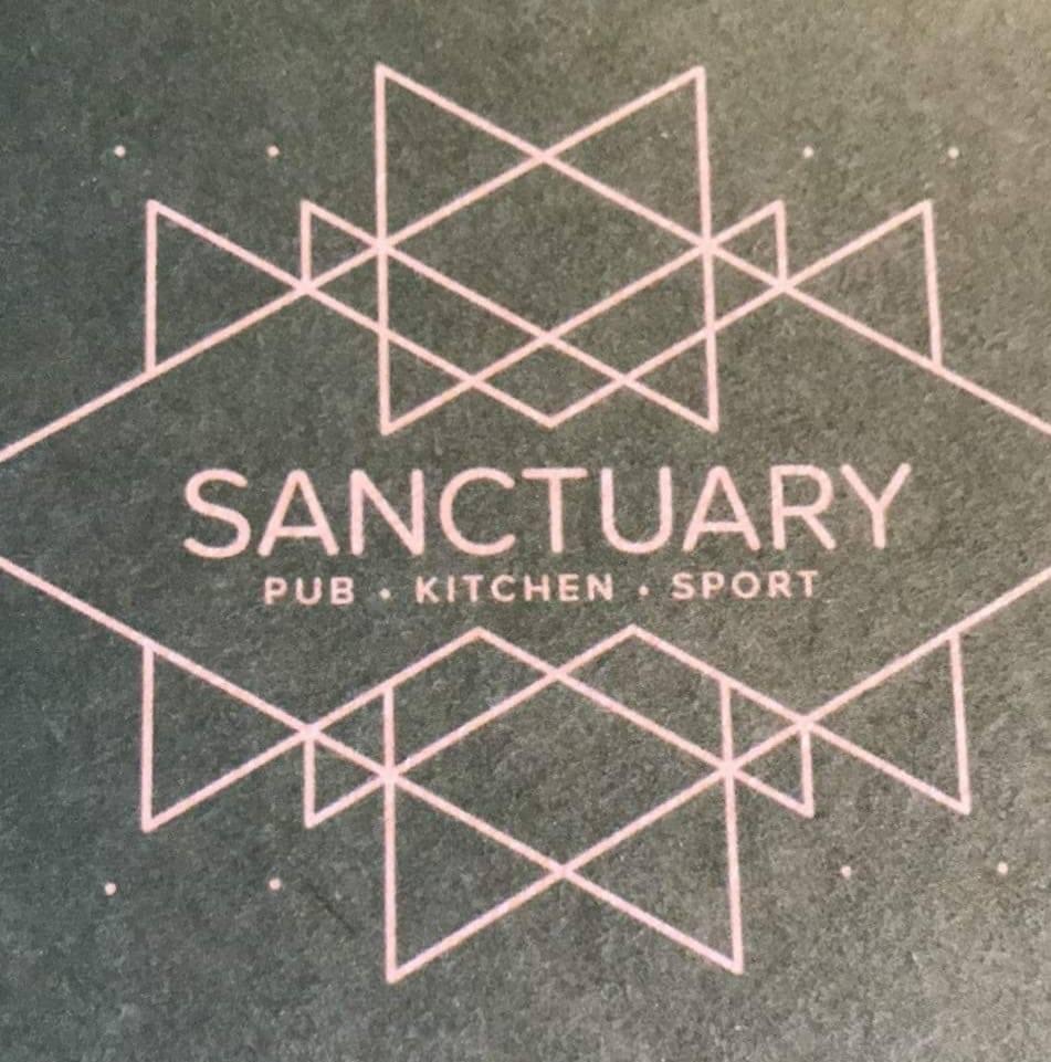 Sanctuary Bar Logo