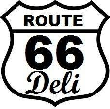 Route 66 Deli Logo