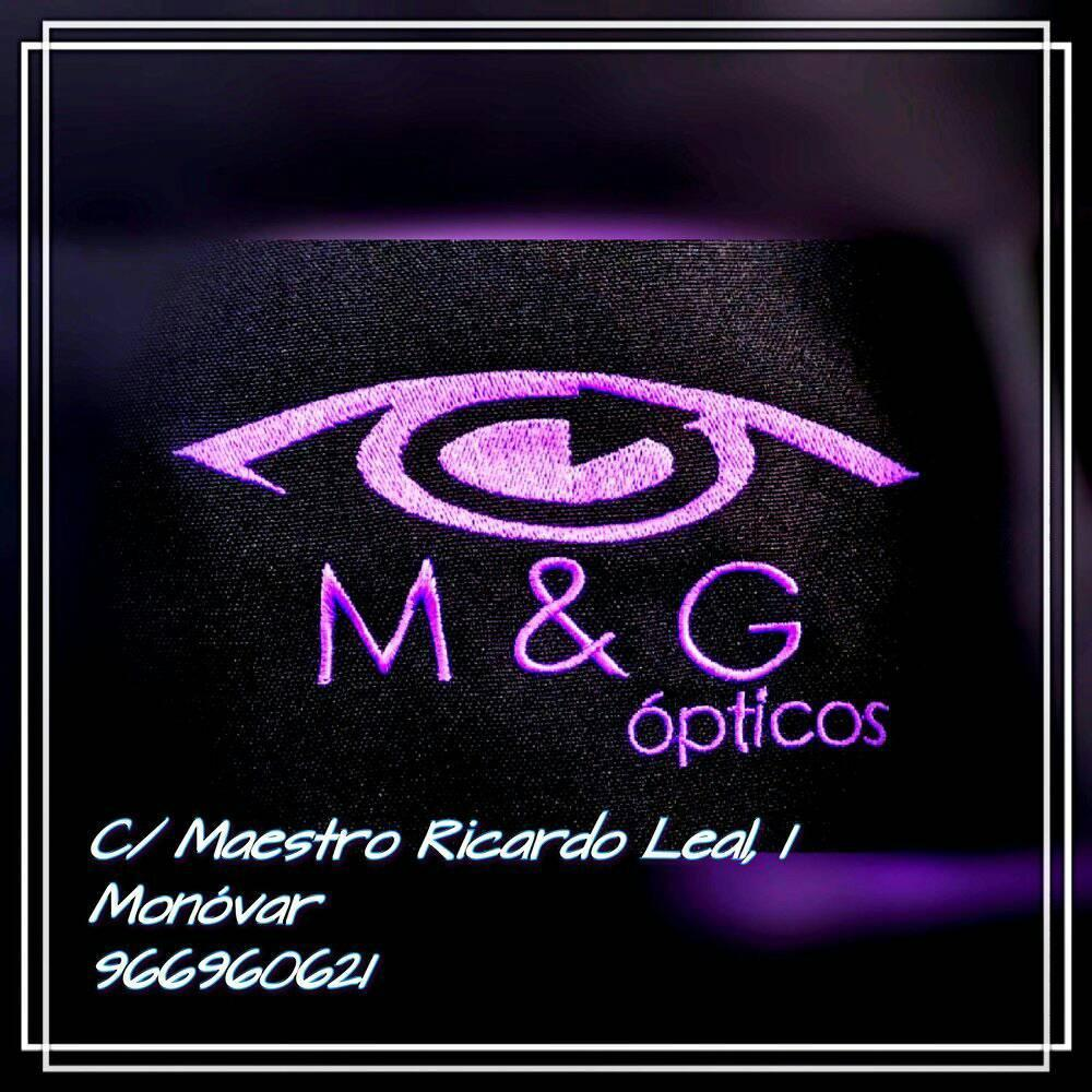 MG Opticos Logo