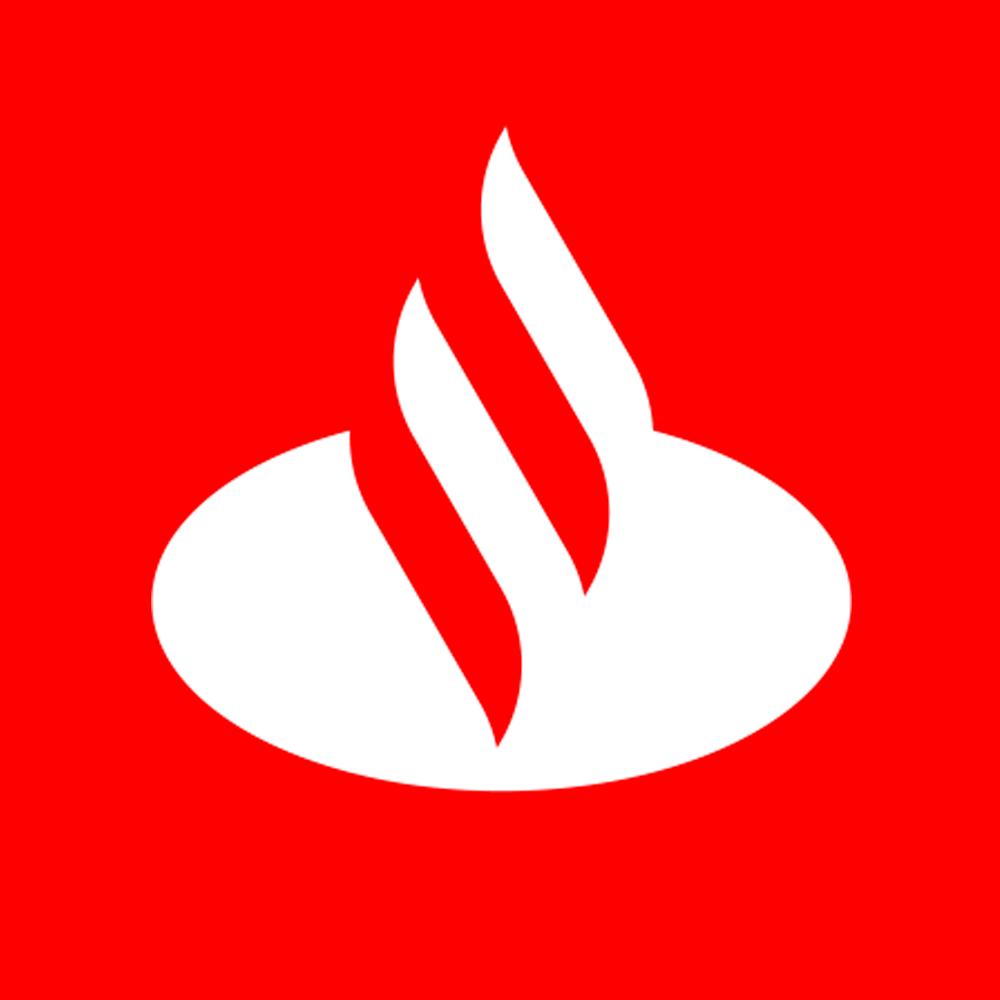 Oficina Banco Santander Logo