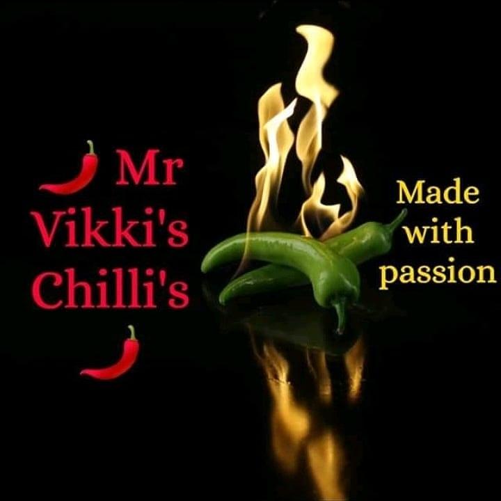 Mr Vikkis Chillis Logo